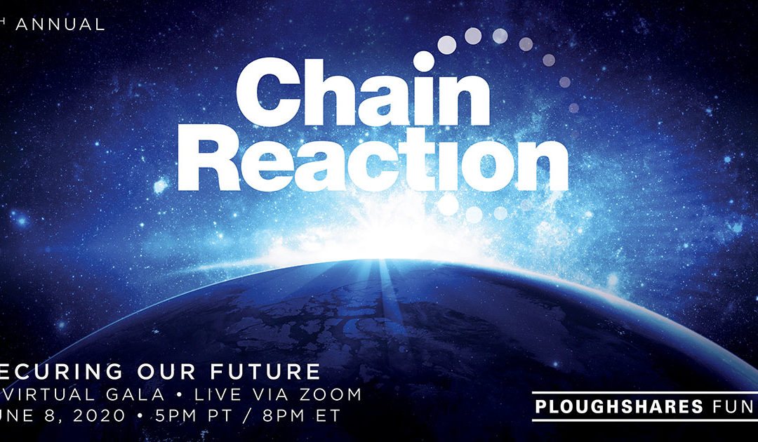 CHAIN REACTION 2020: SECURING OUR FUTURE
